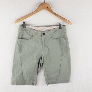 Mountain Hardwear contour stitch hiking shorts 4